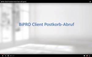 BiPRO Client Postkorb-Abruf