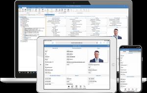 aB-Agenta - PC, touch, Kundenportal